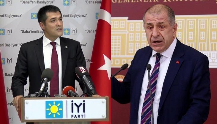 Özdağ'dan İstanbul İl Başkanı Kavuncu Hakkında 'FETÖ' Suçlaması