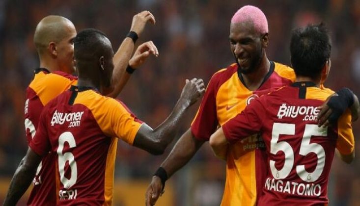 Galatasaray Avrupa Devlerini Solladı!