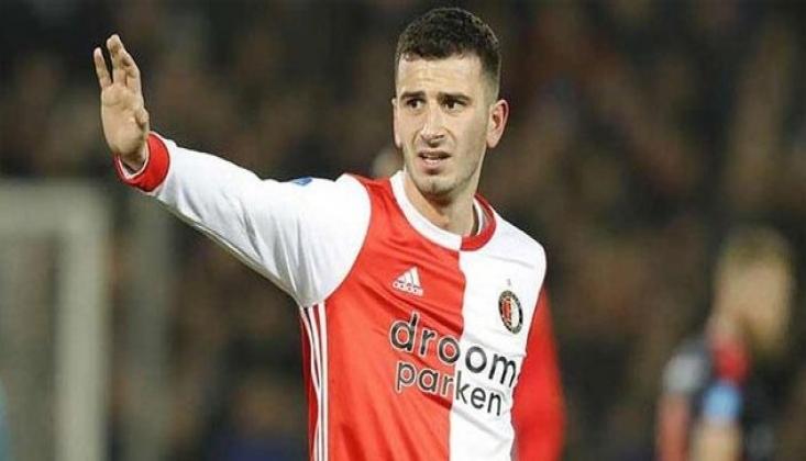 Feyenoord'da Oğuzhan Özyakup Şoku