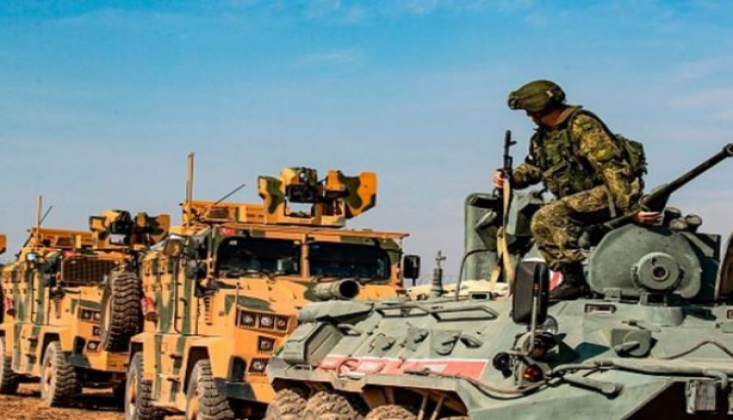 Rusya ve Türkiye On Dördüncü Ortak Devriyeye Başladı