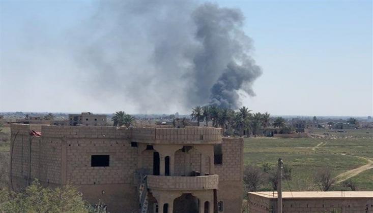 Suriye'nin Doğusundaki Amerikan Üssüne Havan Saldırısı