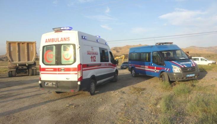 Iğdır'da Doğalgaz Boru Hattında Patlama: 4 Yaralı