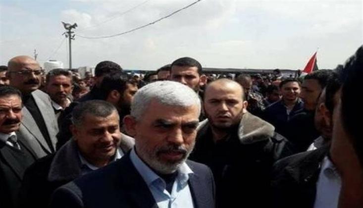 Yahya Sinvar: Hamas, Filistin'i Kurtarmak İçin Milletle Yaptığı Anlaşmasına Bağlı Kalacaktır