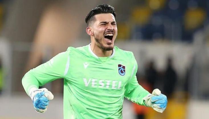 Trabzonspor'da Gözler Uğurcan Çakır'da!