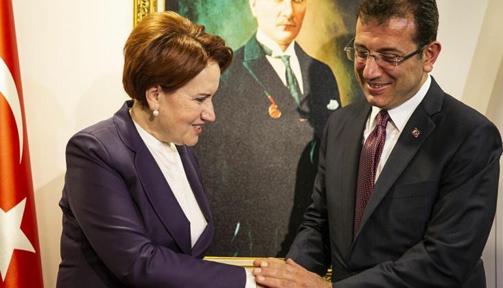 İYİ Parti'den Ekrem İmamoğlu Cevabı