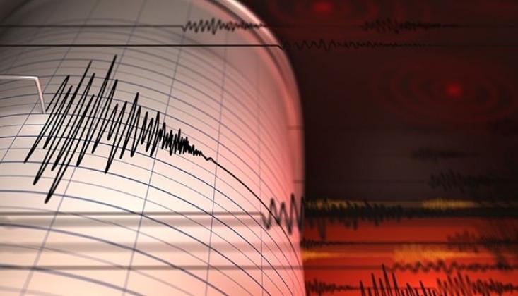 Bodrum Açıklarında Deprem
