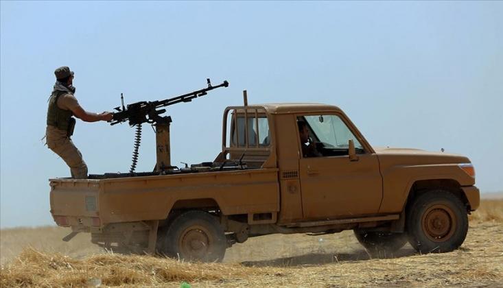 Teröristler Suriye'de Gerilimi Azaltma Bölgesinde Ateş Açtı