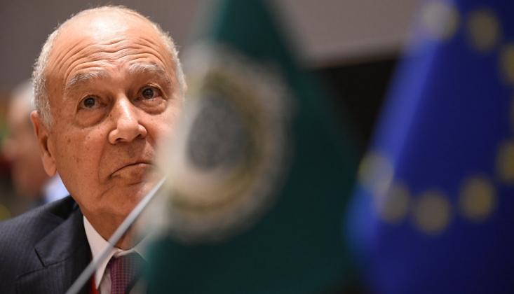 Arap Birliği Genel Sekreteri Gayt Türkiye'yi Hedef Aldı
