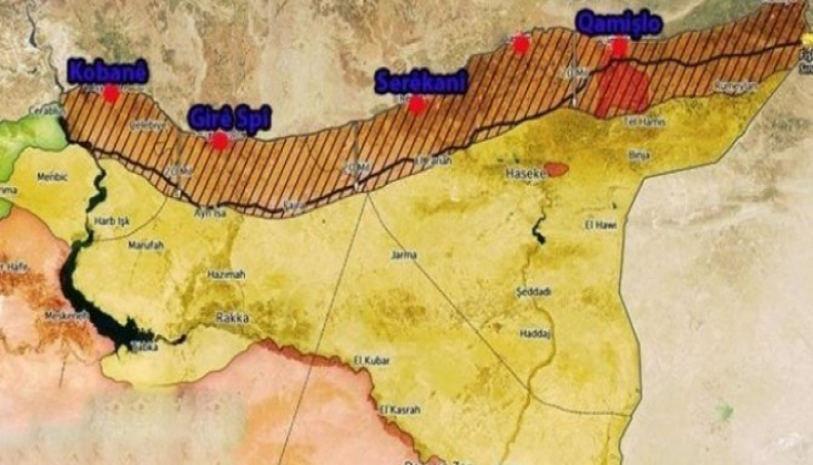"""""""Çözüm Suriye'nin Toprak Bütünlüğünde"""""""