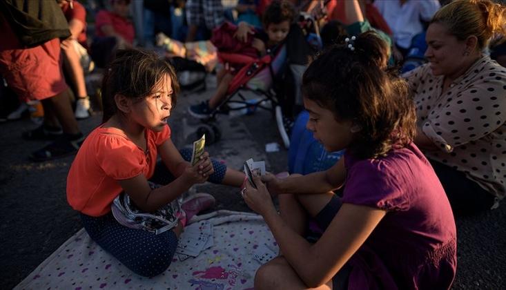 UNICEF: ABD 1000 Göçmen Çocuğu Sınır Dışı Etti
