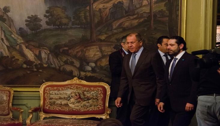 Lübnan Başbakanı Hariri Moskova'da