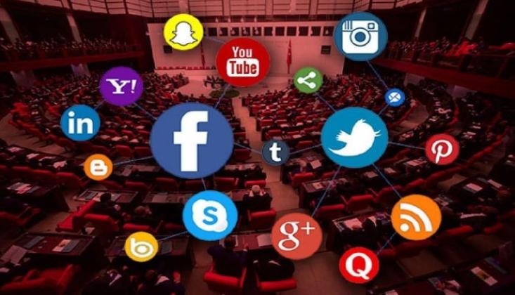 Sosyal Medya Kanun Teklifi TBMM Adalet Komisyonu'nda Kabul Edildi