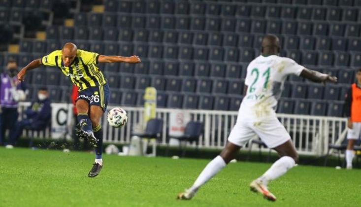 Fenerbahçe'ye Evinde Şok Yenilgi