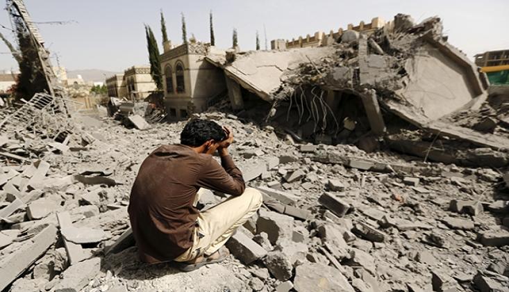 Suud Koalisyonu Yemen'de İnsanlık Suçu İşliyor