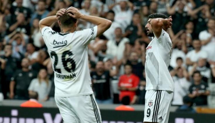 Beşiktaş, Avrupa'da Çıkış Arıyor