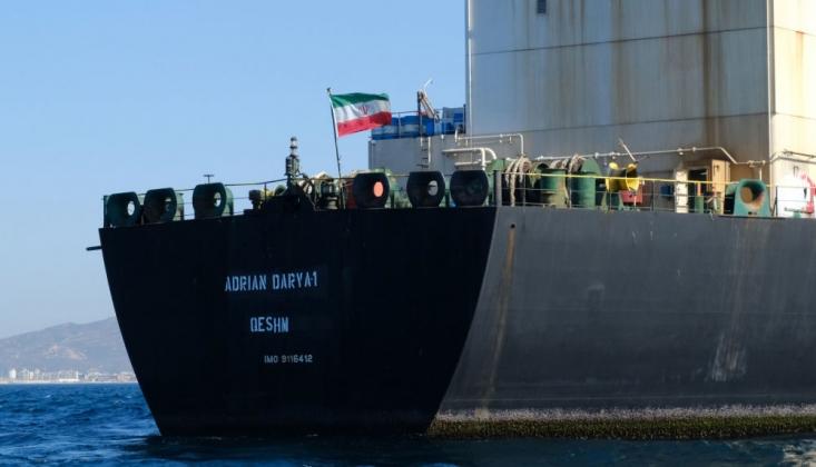 Yunanistan'dan İran Tankeri Açıklaması