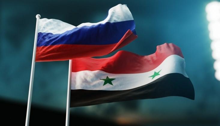 Teröre Karşı Suriye'nin Yanındayız
