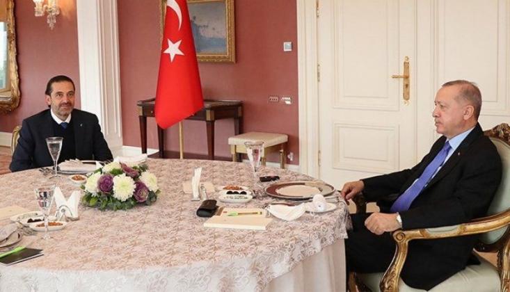 Lübnan Basını Hariri'nin Türkiye Ziyaretinin Asıl Amacını Açıkladı
