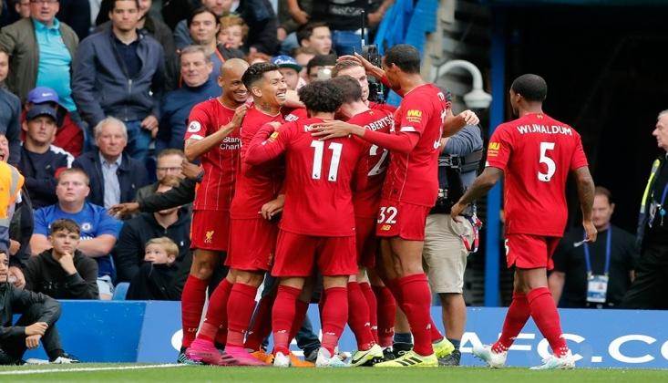 Liverpool Chelsea'yi Yıktı, Tarihe Geçti