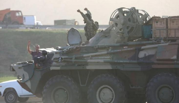 Ermenistan 113 İHA ve 250 Zırhlı Araç Kaybetti