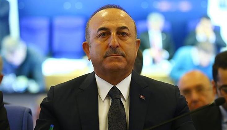 Çavuşoğlu NATO Dışişleri Bakanları Toplantısı'nda Konuştu