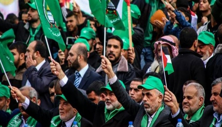 Filistin Hristiyan Koalisyonu Hamas'a Destek Verdi