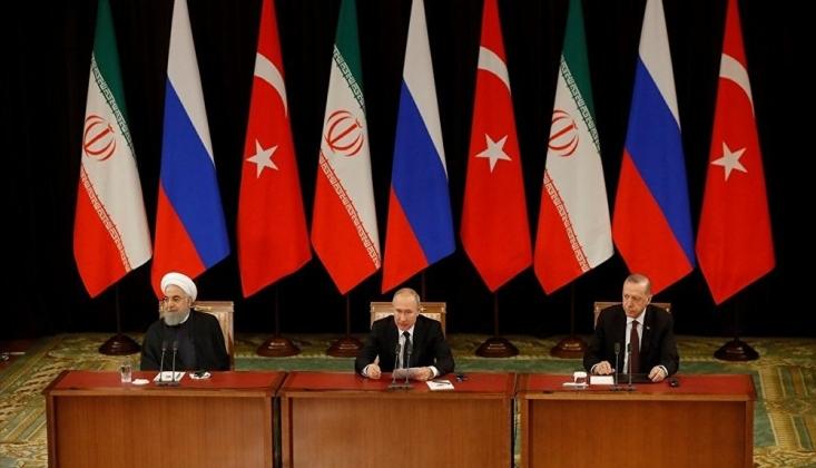 Üçlü Zirve İçin Liderler Ankara'ya Geliyor