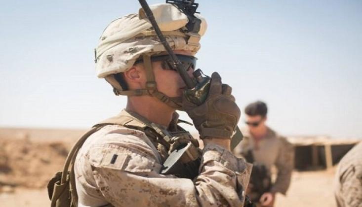 ABD Birliklerinin Harir Askeri Üssündeki Şüpheli Hareketleri