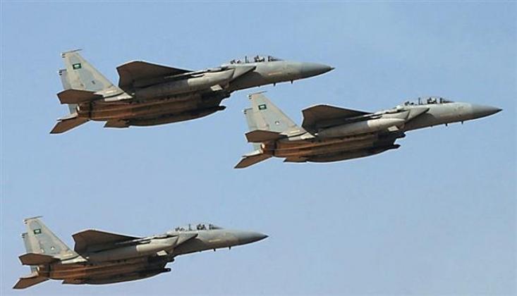 Arabistan Yemen'de ABD'nin Talimatları ile Hareket Ediyor