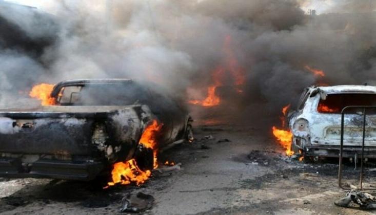 Hatay Valiliği: Afrin Saldırısında Bombalı Aracı Getiren Şüpheli Yakalandı