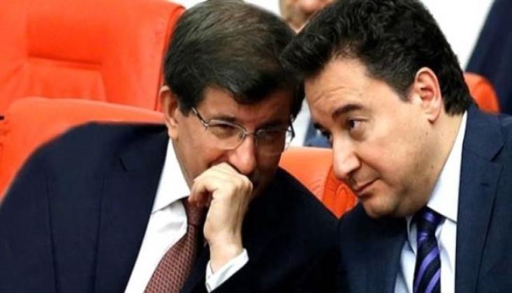 AKP'de Yeni Dönem: Babacan ve Davutoğlu'na Yakın İsimlere Yer Yok