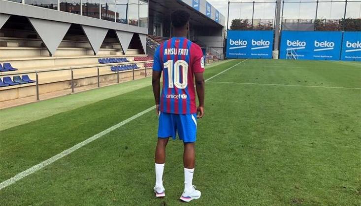 Barcelona'nın Yeni 10 Numarası Belli Oldu!
