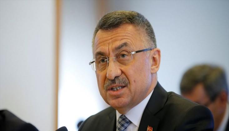 Oktay: Libya İle Yapılan Anlaşma Türkiye'nin Önünü Açmıştır