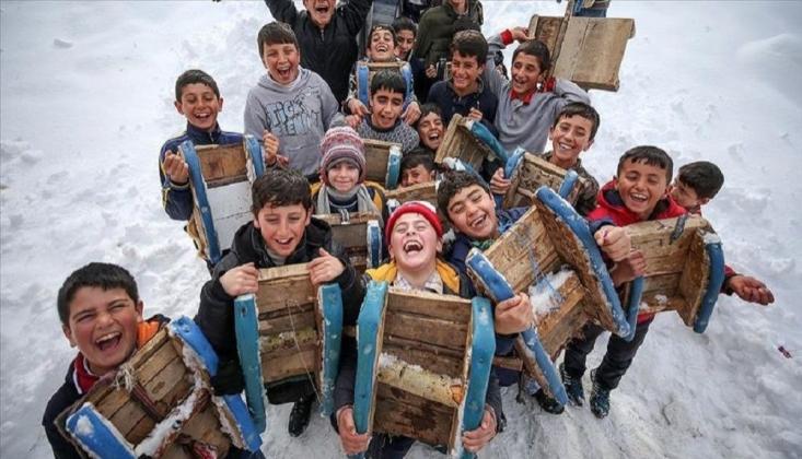 Türkiye Genelinde 30 İlde Okullar Bugün Tatil