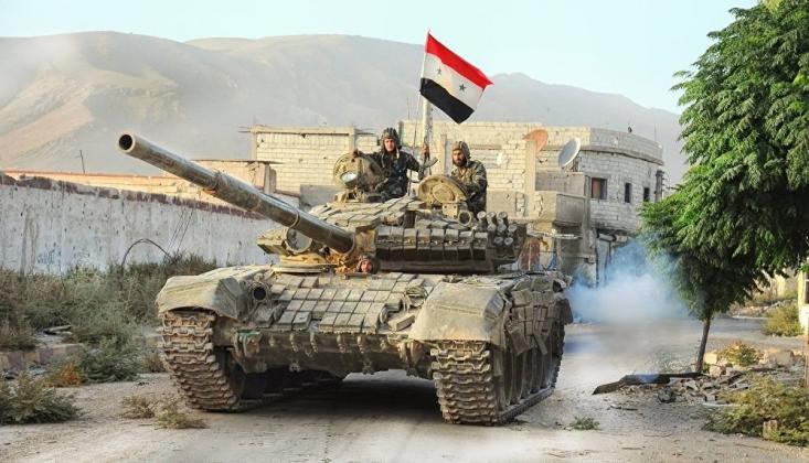 Suriye Ordusu, 5 Yıl Sonra Rakka'da