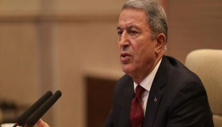 Akar'dan Libya Tezkeresi Açıklaması