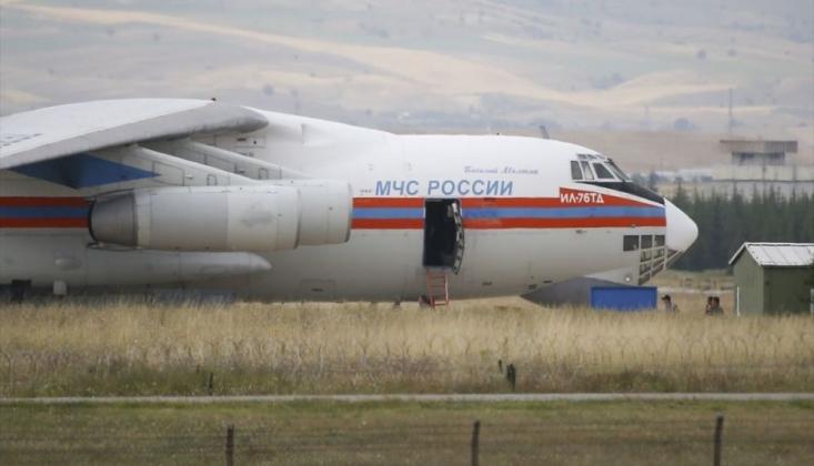 S-400 Sevkiyatı Devam Ediyor: 15. Uçak Mürted'e İndi