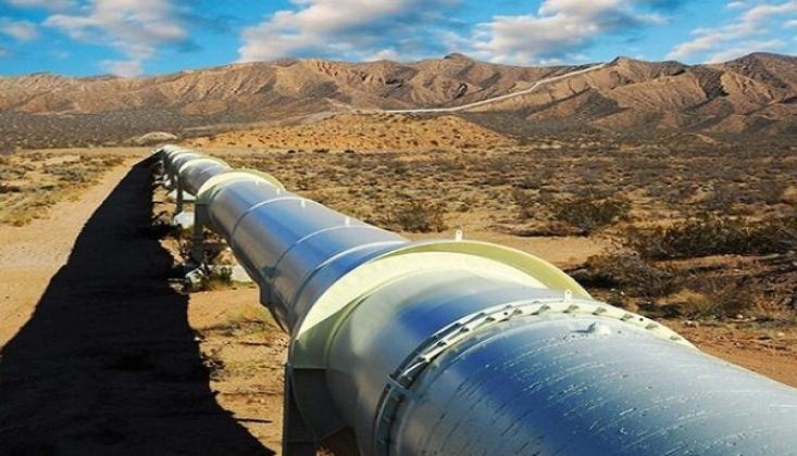 Azerbaycan'dan Türkiye'ye Doğal Gaz İhracatı Yüzde 21,7 Arttı