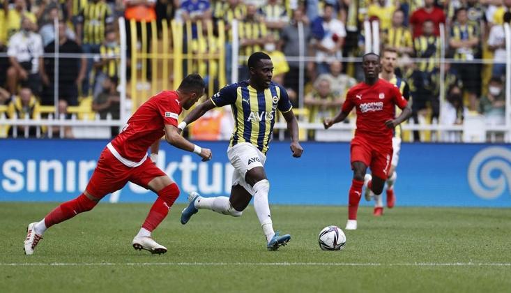 Fenerbahçe'ye Sivasspor Çelmesi!