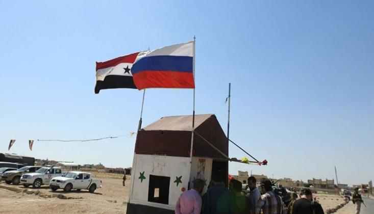 Rusya, ABD'nin Suriye'ye İnsani Yardım Adı Altındaki Planını Açıkladı