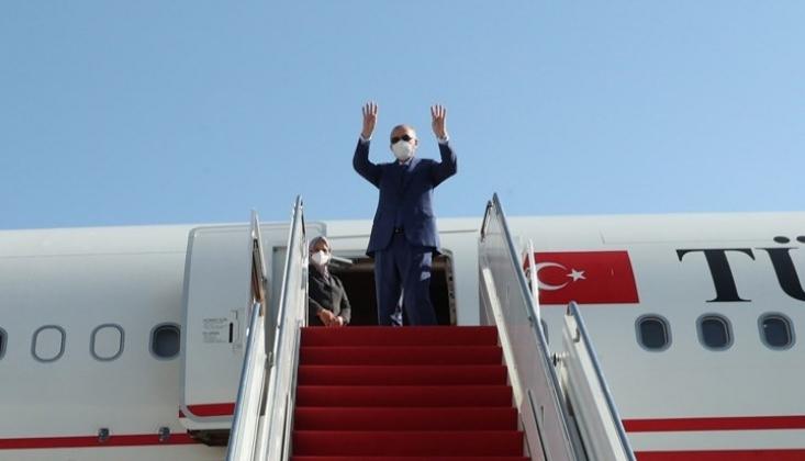 Erdoğan BM Genel Kurulu'na Katılmak Üzere ABD'ye Gidiyor