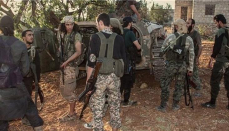 ABD, Irak-Suriye Sınırına Silahlı Unsurlar Konuşlandırma Hedefinde