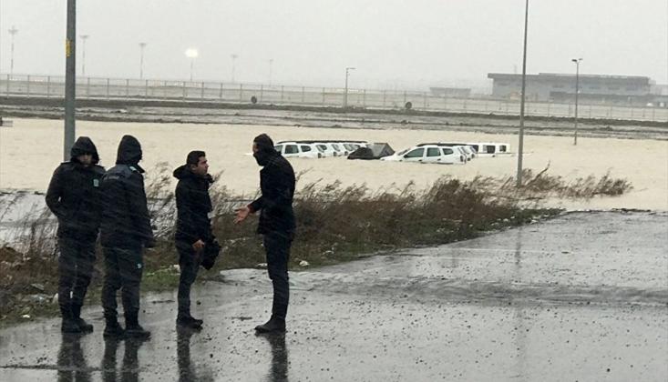 Marmara, Ege ve Akdeniz İçin Şiddetli Yağış Uyarısı