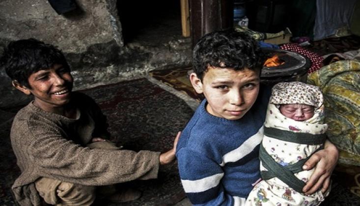 Suriye'de 5 Milyon Çocuk Yardıma Muhtaç