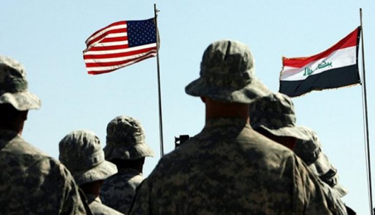 ABD Irak'ın Demokratik Sistemine Karşı Komplo Kuruyor