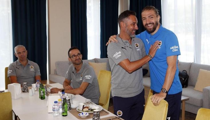 Fenerbahçe, Pereira ile İlk Kez Çalıştı!