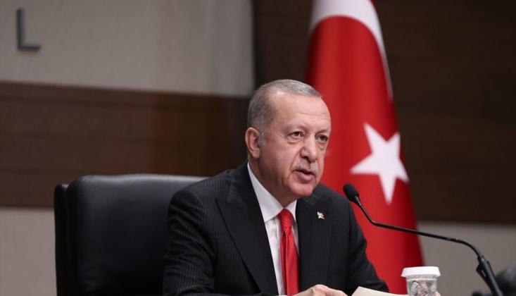 Erdoğan'dan Münbic ve Kobani Açıklaması