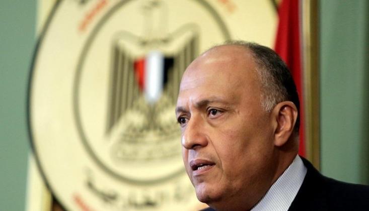Mısır'dan Türkiye'ye Libya Tepkisi
