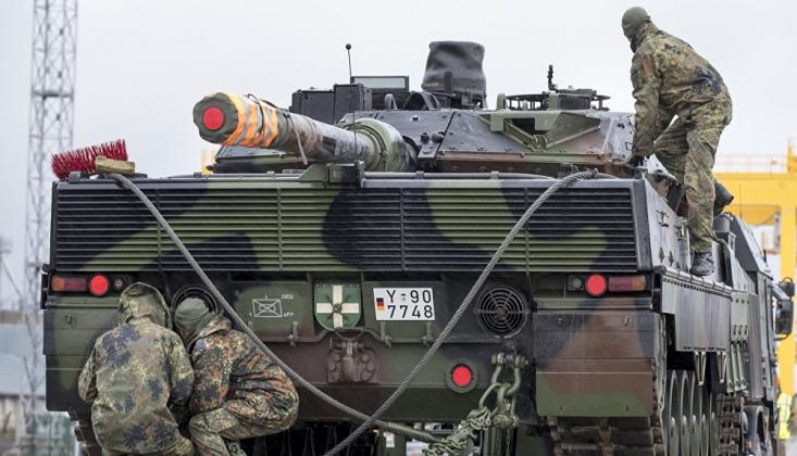 Almanya, Arabistan'a Silah İhracatını Durdurma Kararını Uzattı