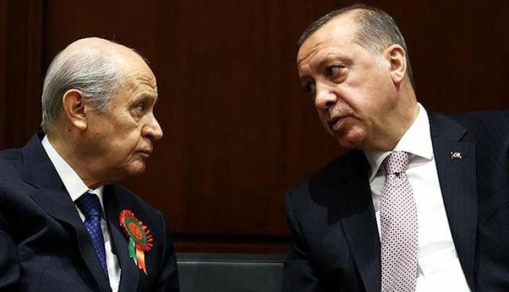 AKP'den, Devlet Bahçeli'nin Teklifine Ret!